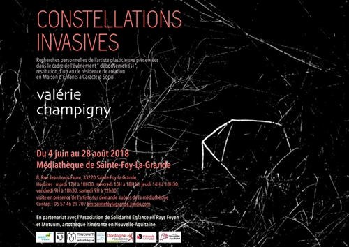 Constellations invasives / Valérie Champigny