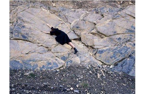 """Série photographique """"Intérieur/extérieur (I fell out inside)"""" - © AL - Collection Mutuum"""