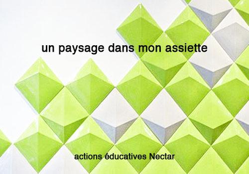 """Concours collégiens des Landes """"Un paysage dans mon assiette"""""""